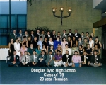 DBHS Class of 1976 - 20 Year Reunion