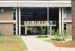 Entrance to DBHS